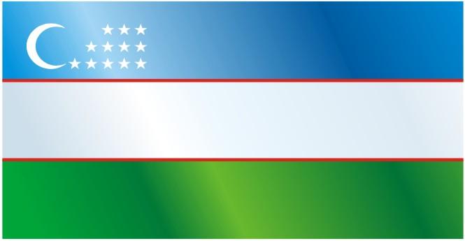 Картинки по запросу флаг Узбекистана